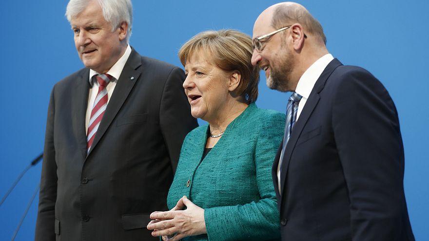 Létrejött a koalíciós megállapodás Németországban