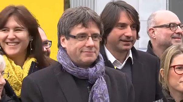Каталонец Карлес Пучдемон в Бельгии уже 100 дней
