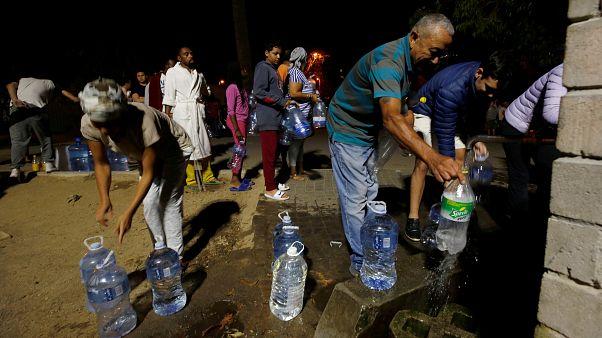 Falta de água agrava-se na Cidade do Cabo