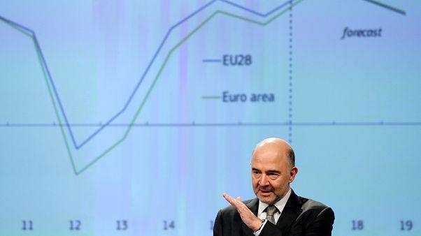منطقه مالی یورو شاهد بالاترین  رشد اقتصادی در ده سال گذشته بوده است