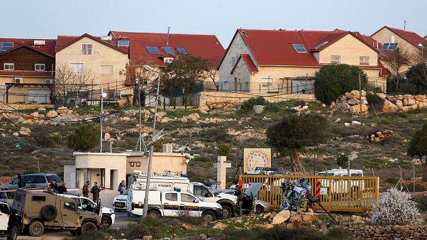 Напряженность на Западном берегу