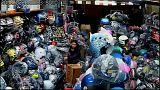 Impactantes imágenes del terremoto de Taiwán