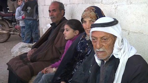 Oxfam: Африн на грани гуманитарного кризиса