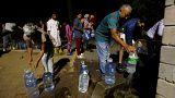 Afrique du Sud : au Cap, la ruée vers l'eau