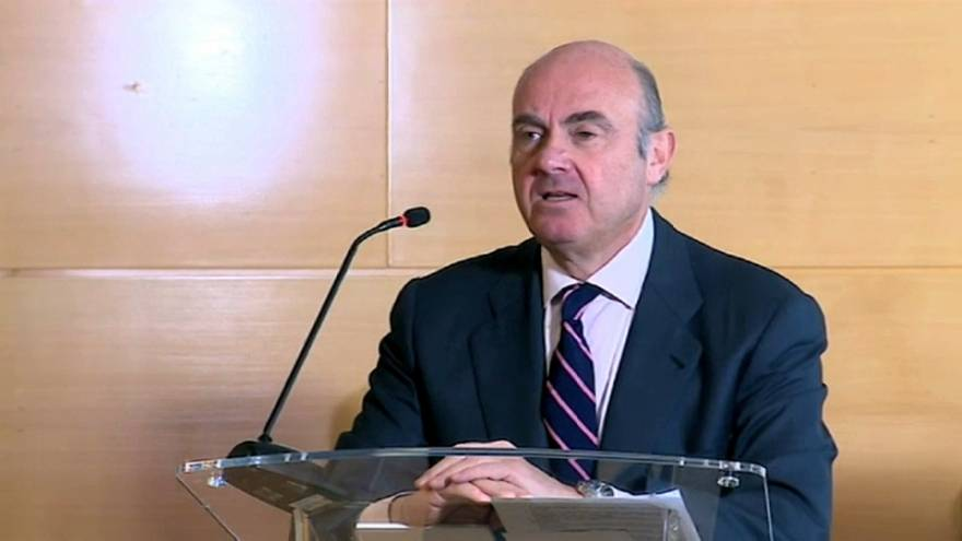 Luis de Guindos podría ser el nuevo vicepresidente del Banco Central Europeo