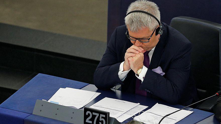 Le député européen Ryszard Czarnecki
