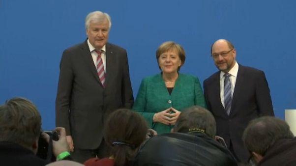 Kulcstárcákat kap az SPD a német kormányban