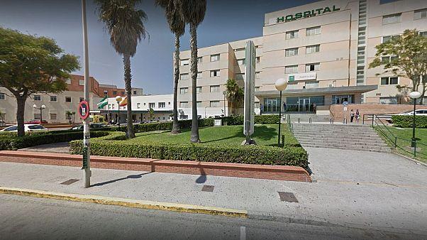 Veinte encapuchados irrumpen en un hospital para liberar a un traficante