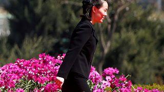 Kim Jong-Un kız kardeşini Güney Kore'ye gönderiyor