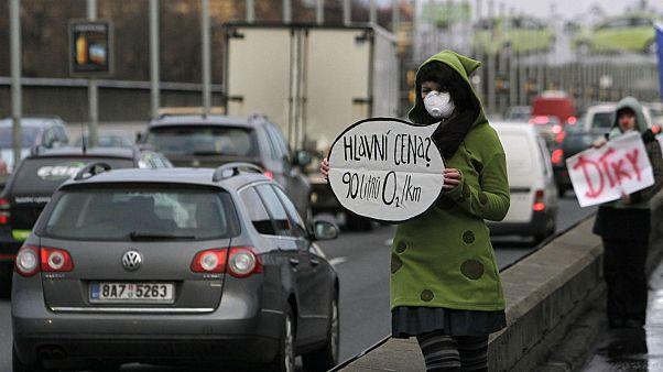 Prague court rules government's air quality plan fails to meet EU standards