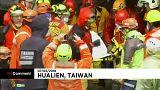 Földrengés Tajvanon