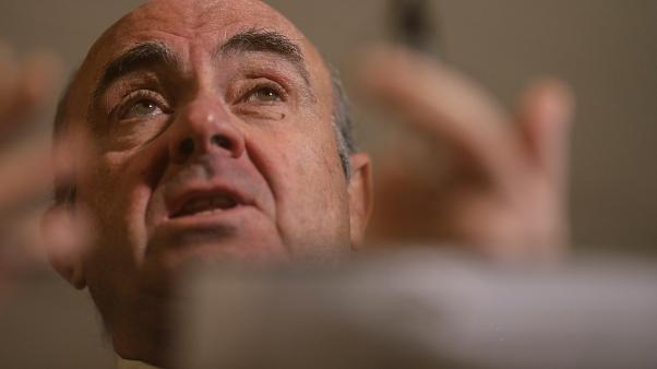 Espanha apresenta Guindos para substituir Constâncio no BCE