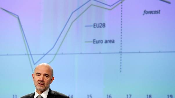 La Commission européenne revoit ses prévisions de croissance à la hausse