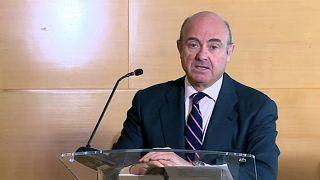 Spanier De Guindos will EZB-Vize werden