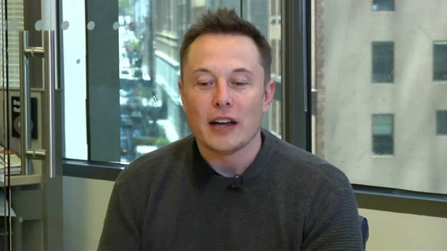Elon Musk, un soñador peculiar