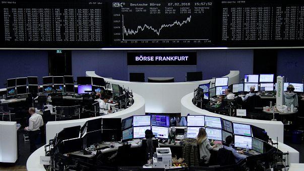 Avrupa piyasalarında toparlanma