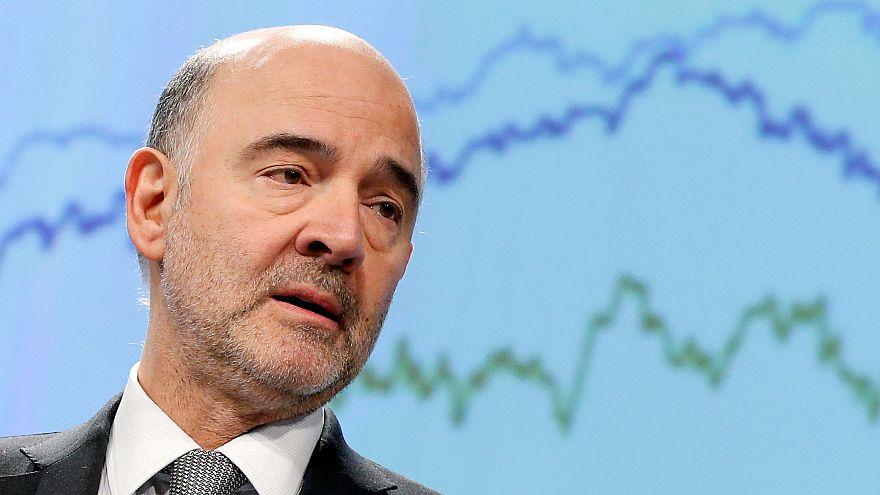 Comissão revê em alta crescimento da Zona Euro e UE