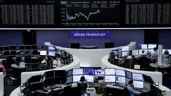 «Γυρίζει» το κλίμα στις διεθνείς αγορές