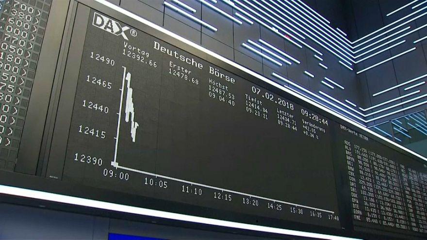 Los mercados europeos recuperan el aliento