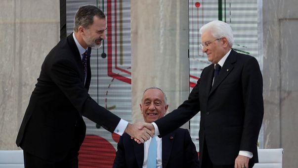Presidente de Portugal apela a uma UE, sistemas políticos e sociais 4.0
