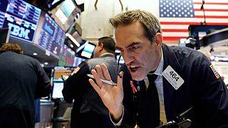 """Wall Street evolui em """"banho maria"""", mercados europeus recuperam"""