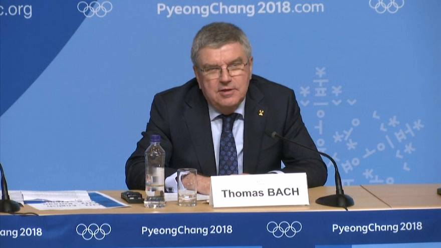 Fate of 47 Russian athletes hoping to take part in the Winter Olympics still uncertain