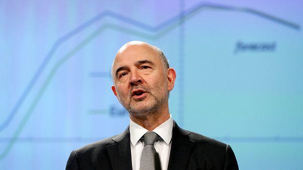 Wirtschaft in der EU nimmt Fahrt auf