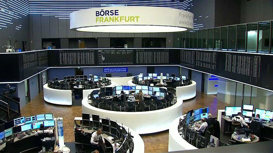 Рост на рынках ЕС