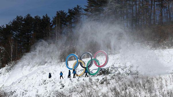 JO 2018 : des athlètes russes dans l'attente