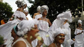 Brezilya'da 'Tanrı Kent'e operasyon