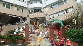 Utórengések Tajvanon