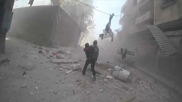 Восточная Гута - новый Алеппо