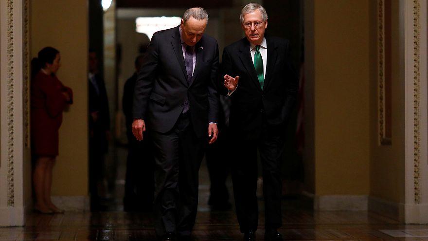 US-Senat: Republikaner und Demokraten einigen sich auf Haushaltspaket