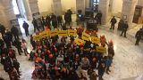 Acuerdo presupuestario en el Senado sin solución para los 'dreamers'