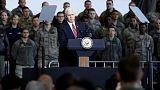 مایک پنس به کره شمالی نسبت به قدرت نظامی آمریکا هشدار داد