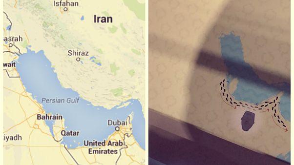موزه لوور پاریس درباره حذف نام قطر از نقشه موزه لوور ابوظبی تحقیق میکند