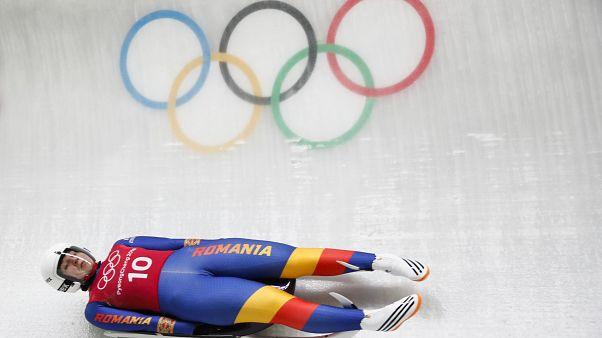 Já há competições nos Jogos Olímpicos de Inverno
