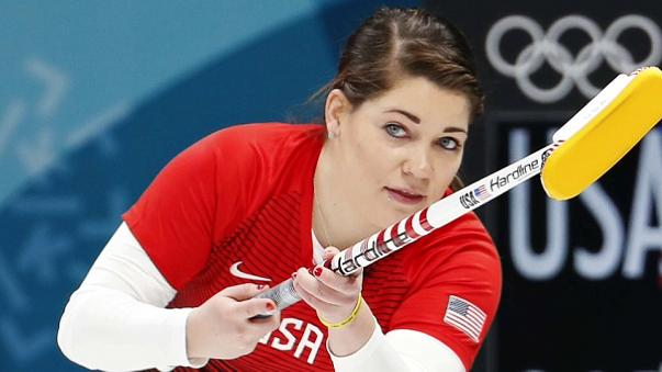 El curling inicia la competición en PyeongChang 2018
