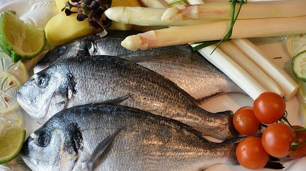 Asparagus-Fish