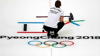 Pyeongchang 2018: al via le gare di curling in attesa dell'inaugurazione di venerdi