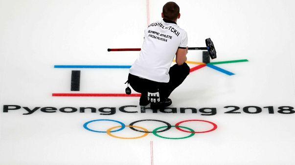 JO 2018, c'est parti avec le curling !