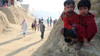 Estará o governo do Myanmar a usar a fome contra os Rohingya?