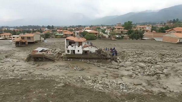 Наводнение: пострадали 50 тысяч человек