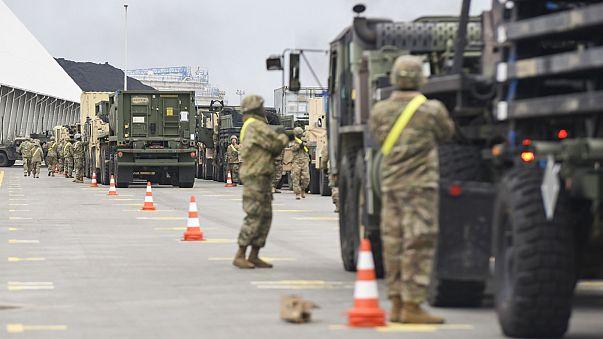 Amerikalı General: Münbiç'ten çekilmeyeceğiz