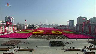 Kış Olimpiyat Oyunları'nın arifesinde dev askeri tören