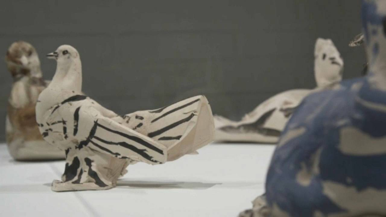 Les céramiques de Picasso au Danemark