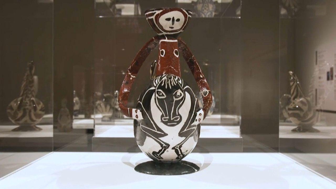 Museu Louisiana expõe cerâmica de Picasso