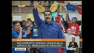 Convocadas eleições presidenciais na Venezuela