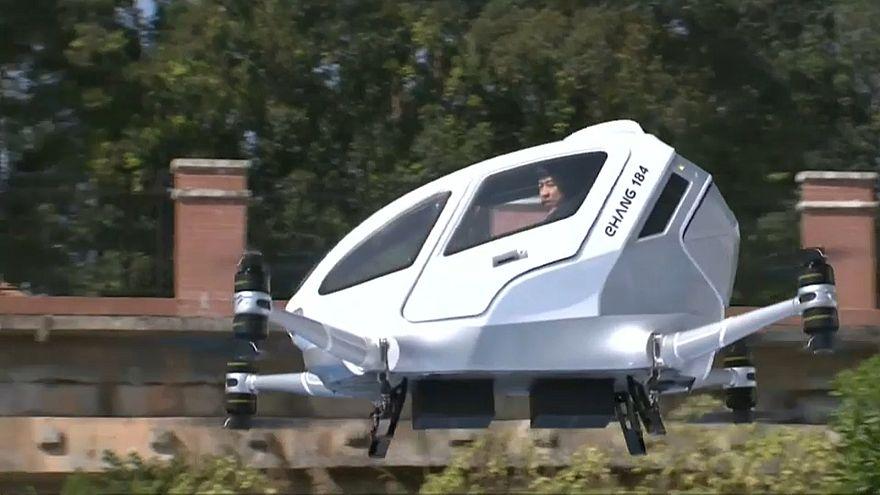 El taxi volador autopilotado ya es (casi) una realidad