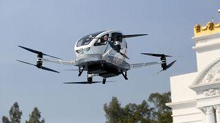 Et maintenant, les drones-taxis